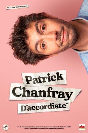 PATRICK CHANFRAY
